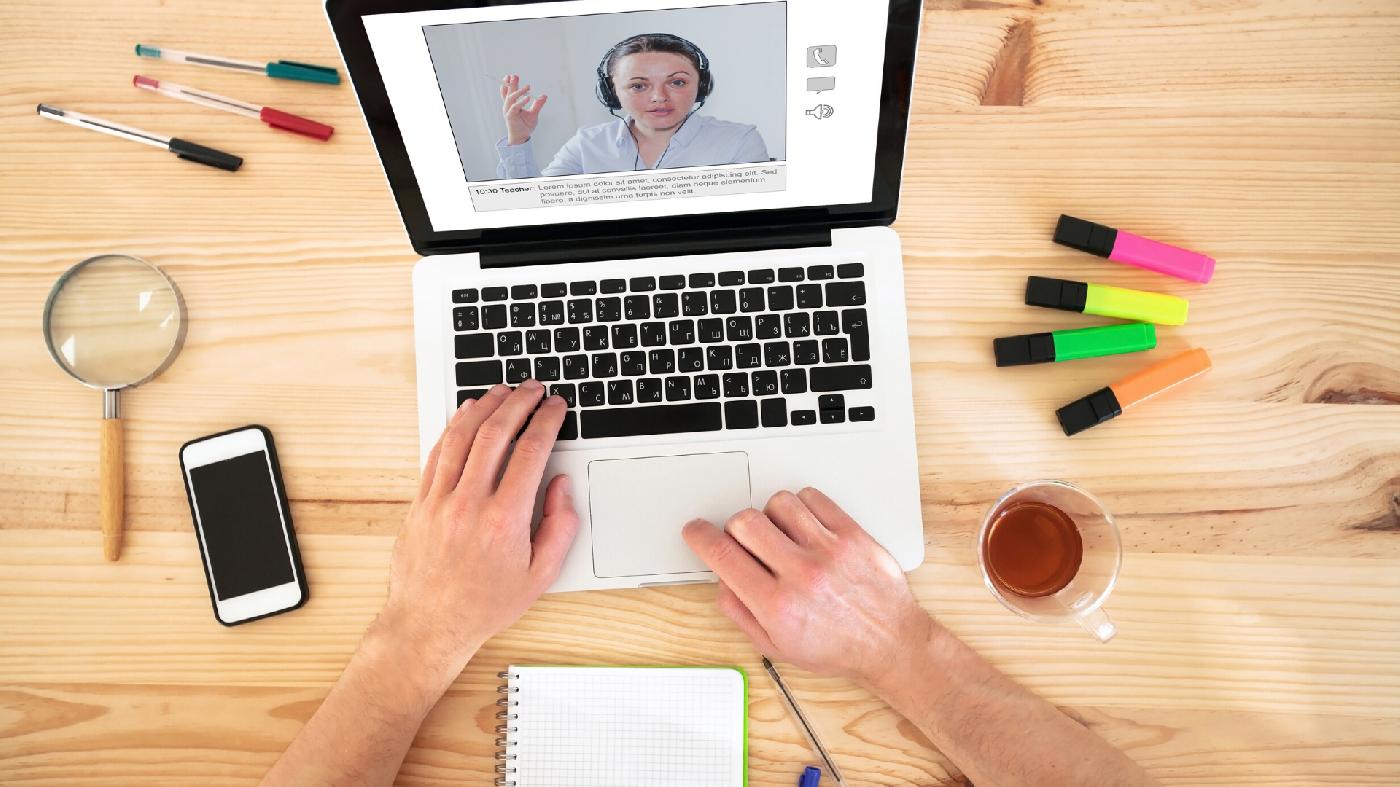 Pautes per a aprofitar al màxim una classe per videoconferència online