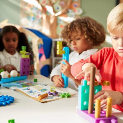 Tècnic Especialista en Educació Infantil